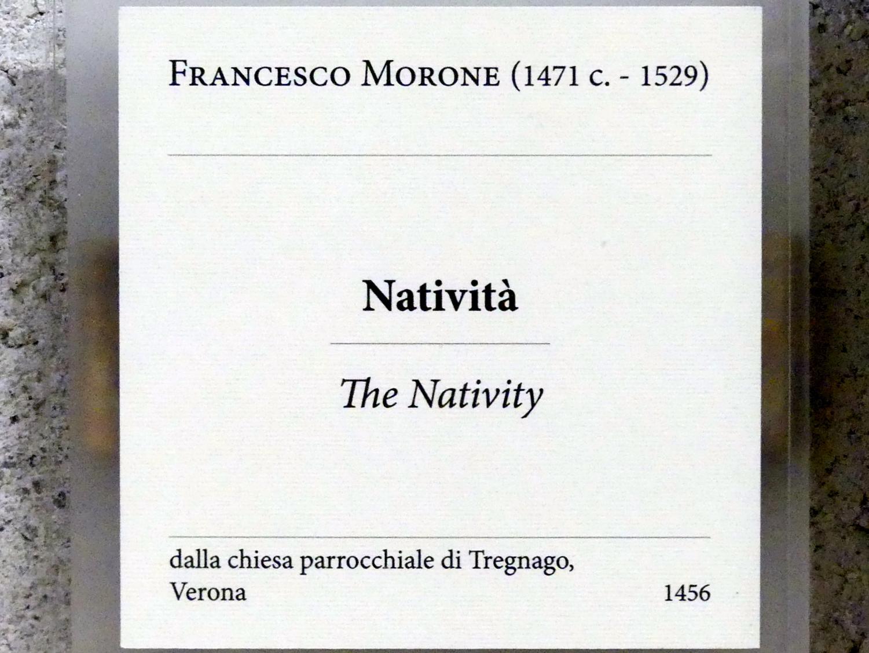 Francesco Morone: Christi Geburt, Undatiert, Bild 2/2