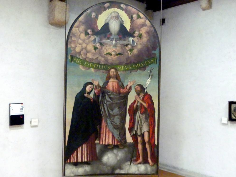 Francesco Morone: Dreifaltigkeitsaltar, Undatiert