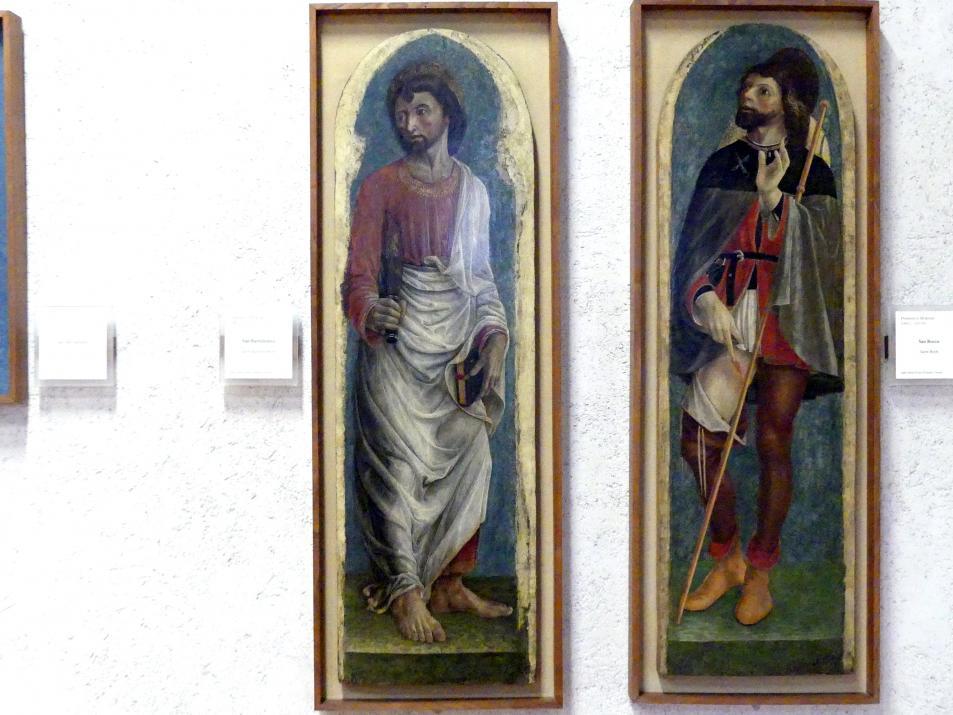 Domenico Morone: Heiliger Bartholomäus, Undatiert