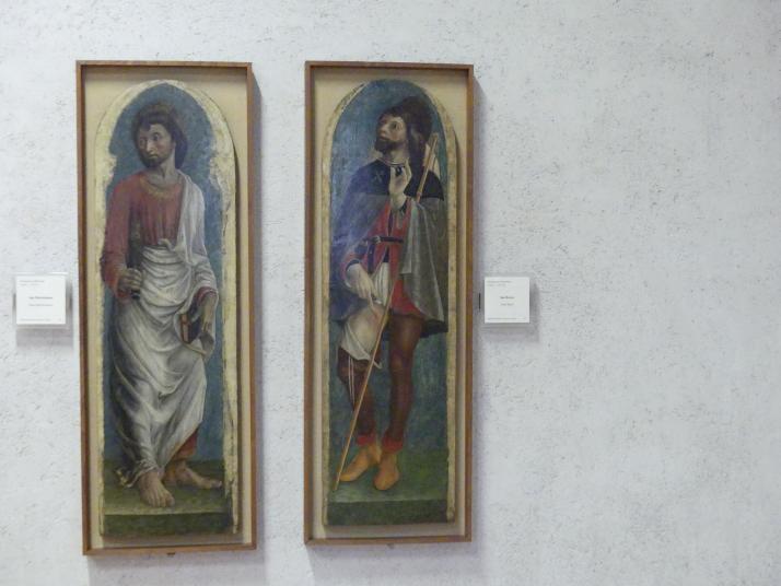 Domenico Morone: Heiliger Rochus, Undatiert
