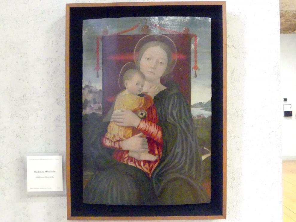 Francesco Morone: Madonna del Moscardo, Undatiert