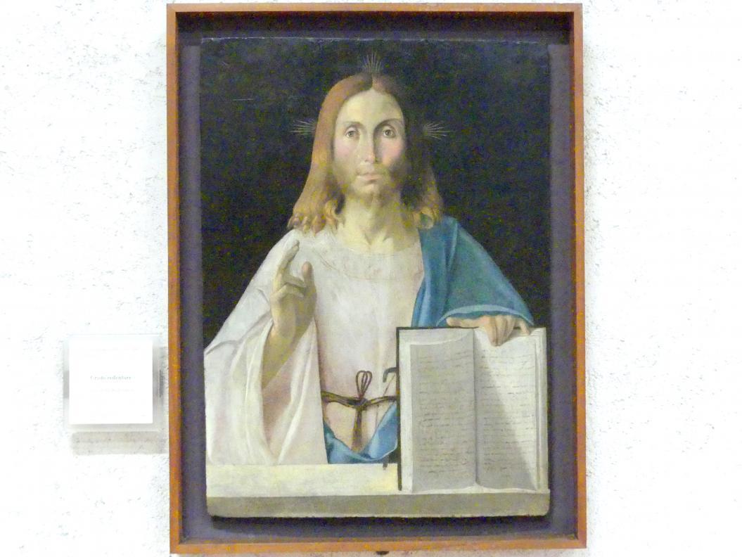 Christus als Erlöser, Beginn 16. Jhd.