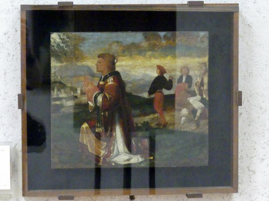 Andrea Previtali: Steinigung des hl. Stephanus, Undatiert