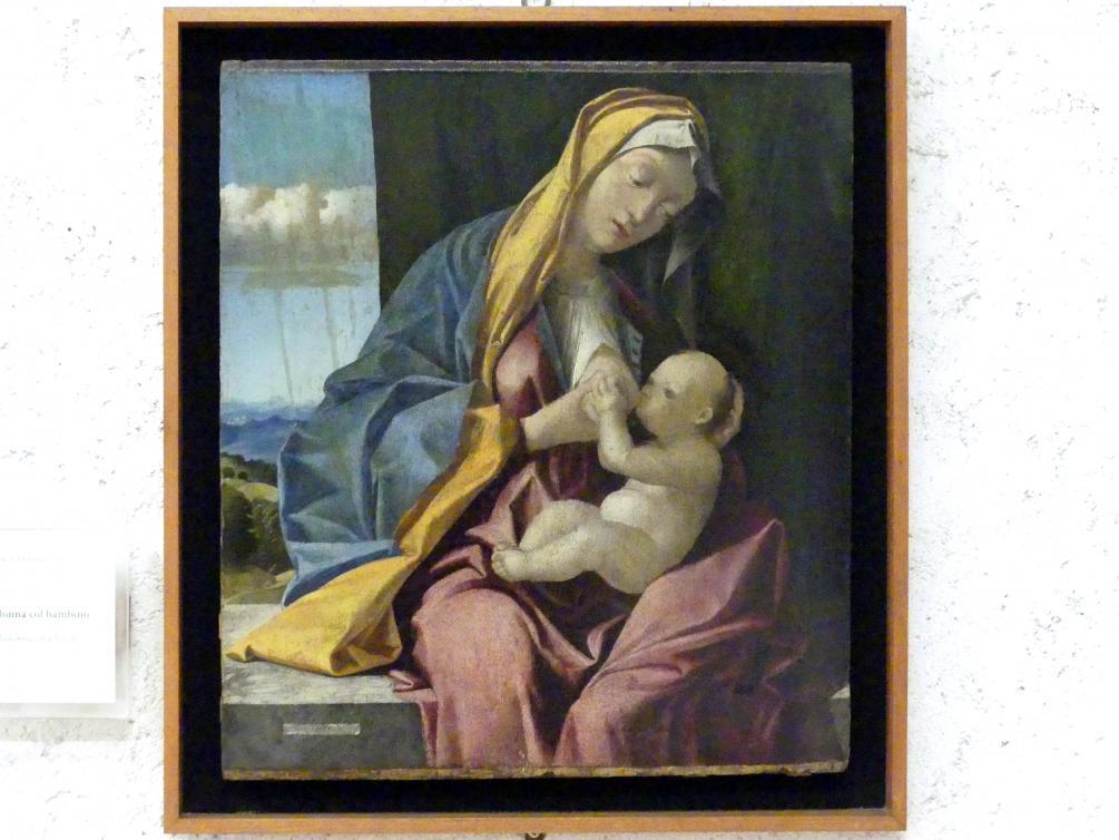 Pier Maria Pennacchi: Maria mit Kind, Undatiert