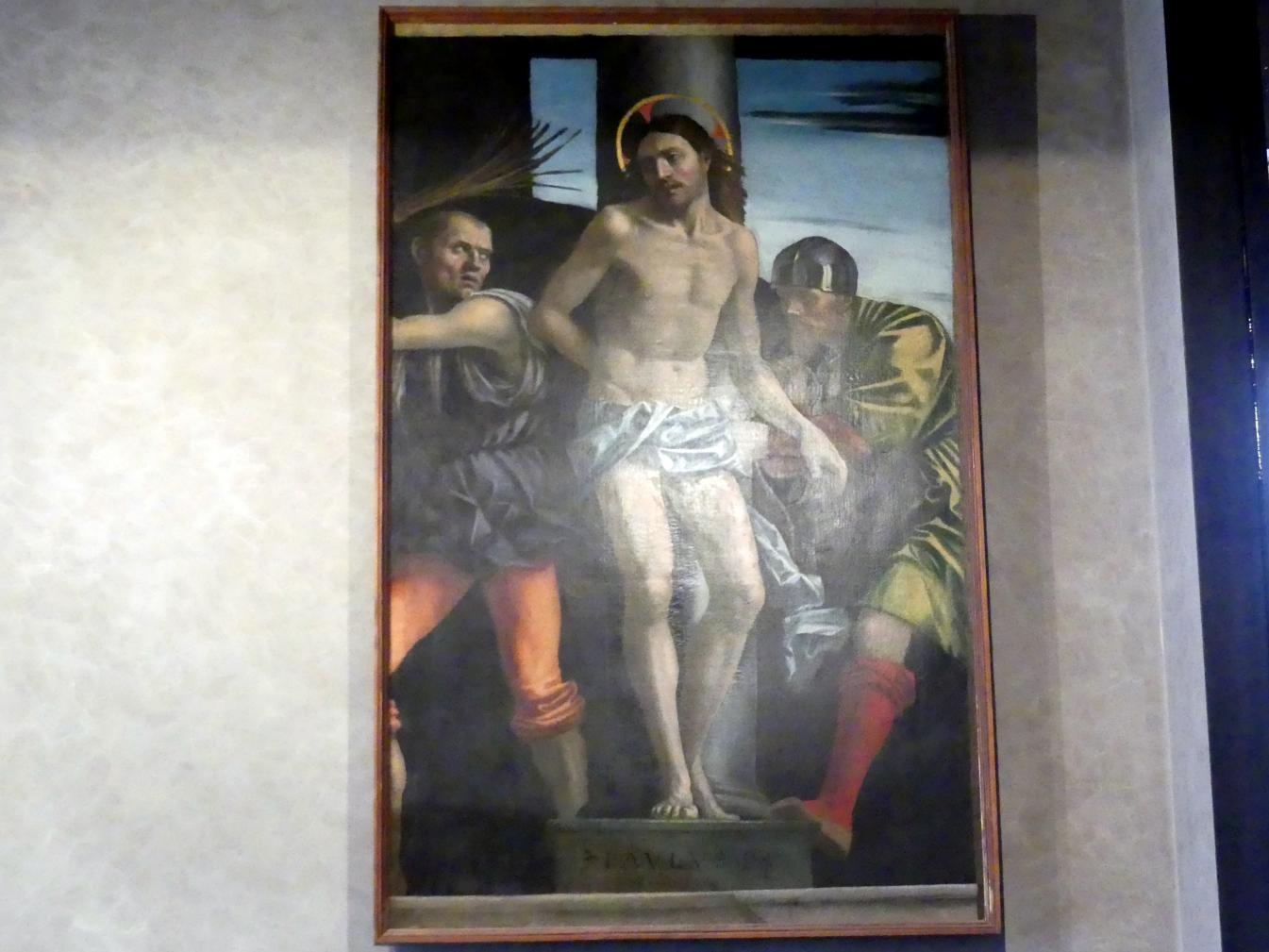 Paolo Morando (Cavazzola): Polyptichon der Passion, 1517, Bild 3/8
