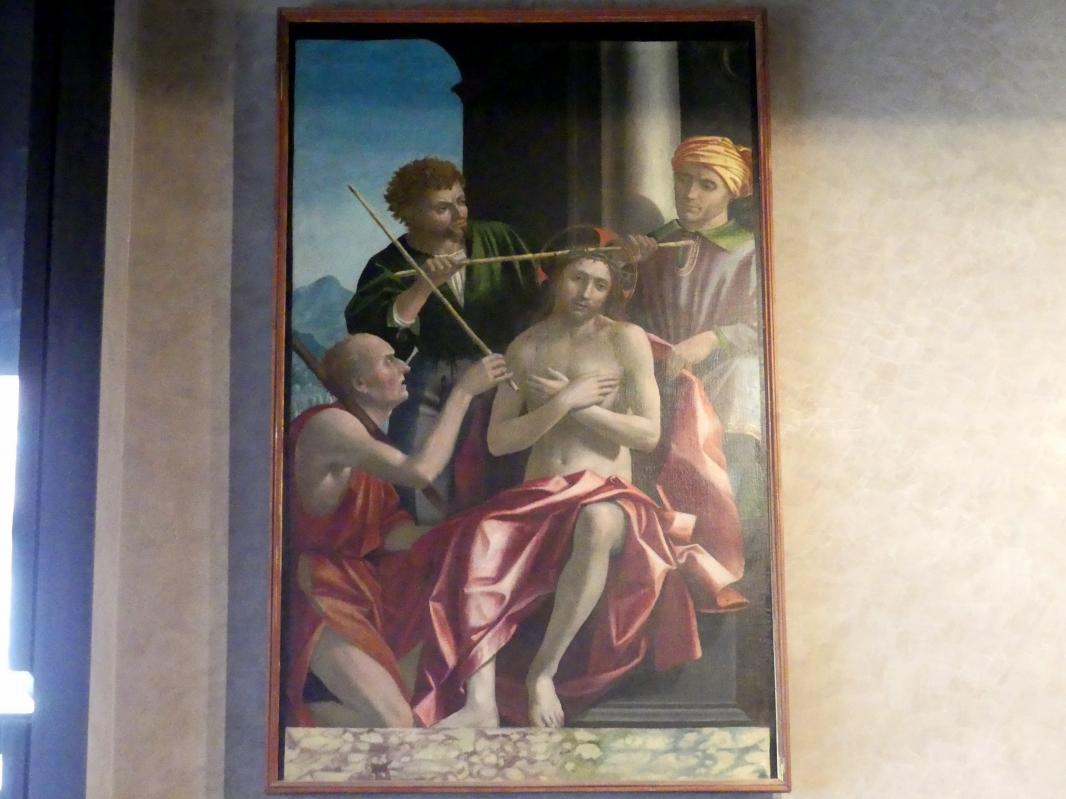 Paolo Morando (Cavazzola): Polyptichon der Passion, 1517, Bild 4/8