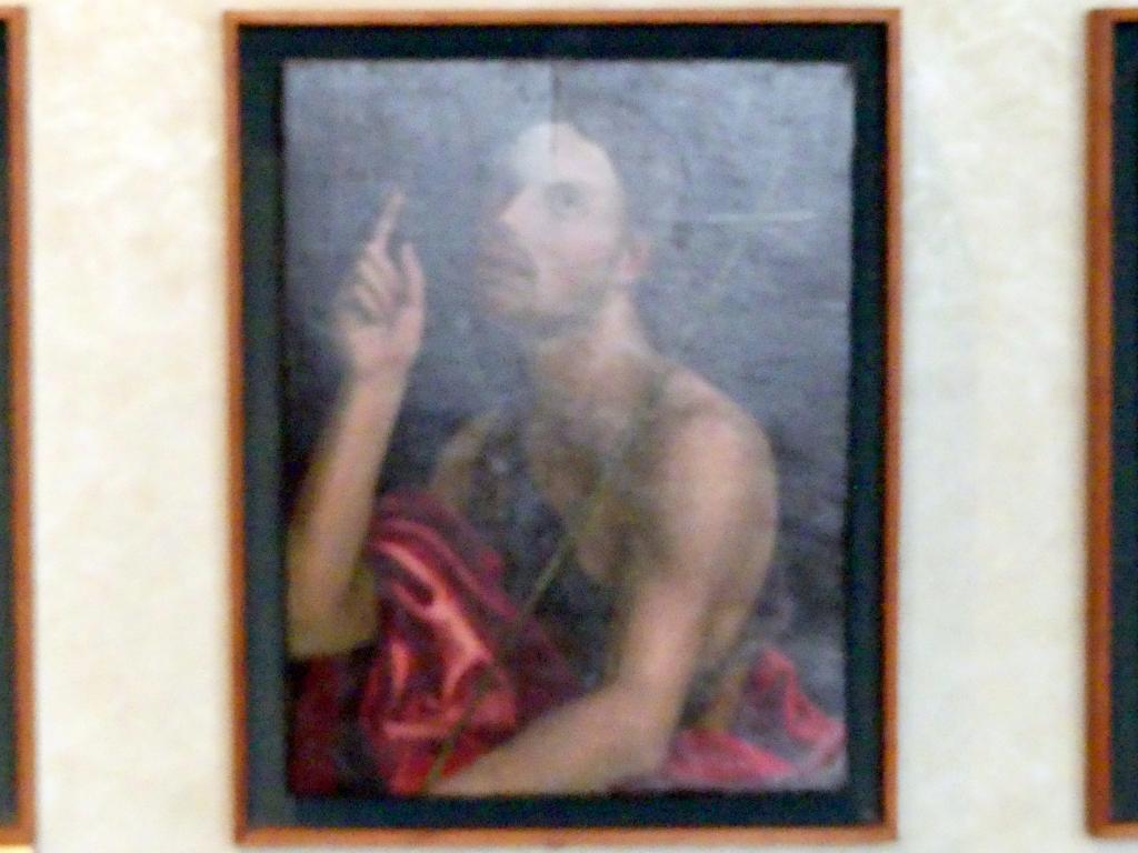Paolo Morando (Cavazzola): Predella des Polyptichons der Passion, 1517, Bild 3/7