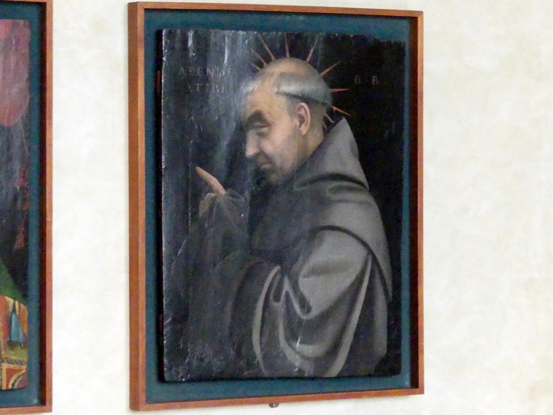 Paolo Morando (Cavazzola): Predella des Polyptichons der Passion, 1517, Bild 5/7