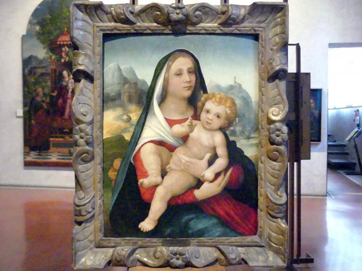 Giovanni Francesco Caroto: Maria mit Kind, Undatiert