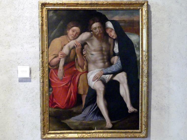 Giovanni Francesco Caroto: Pietà, Undatiert
