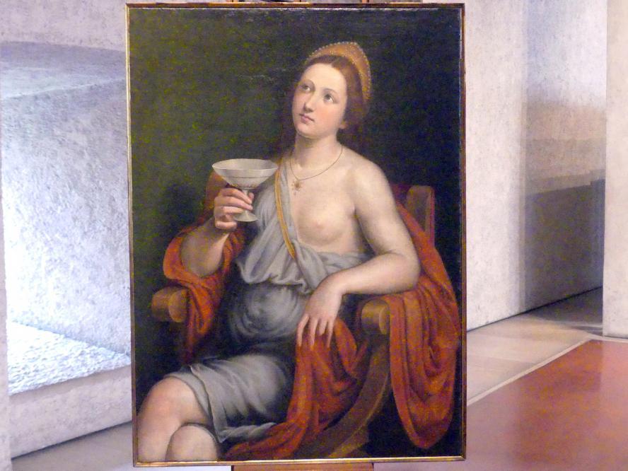Giovanni Francesco Caroto: Sophonisbe, Undatiert