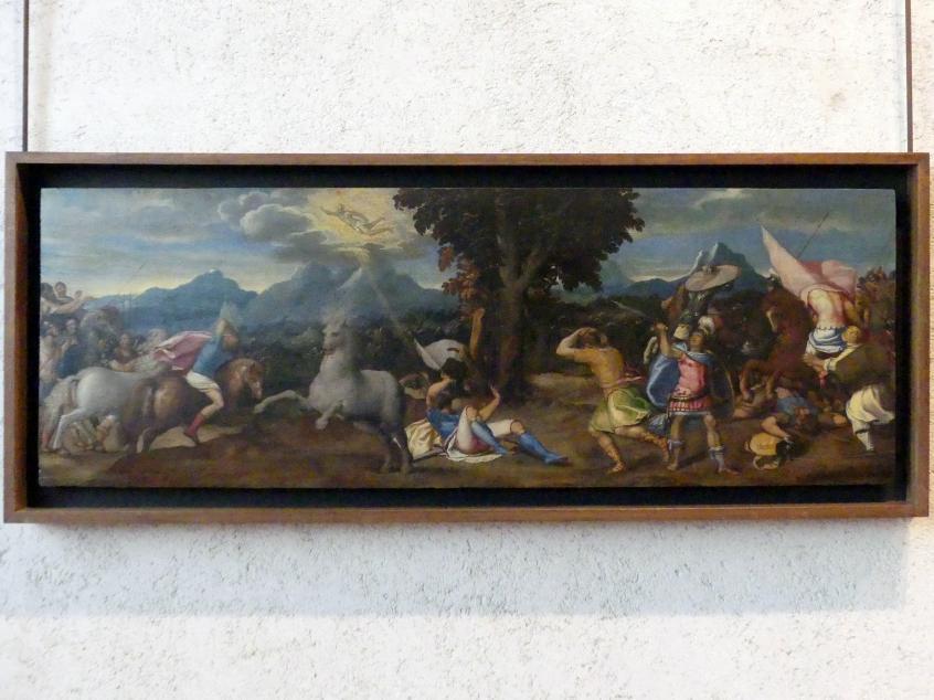 Giulio Licinio: Die Bekehrung des Heiligen Paulus, Undatiert