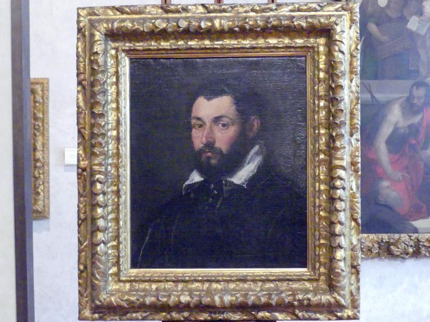 Tintoretto (Jacopo Robusti) (Werkstatt): Bildnis eines Mannes, Undatiert