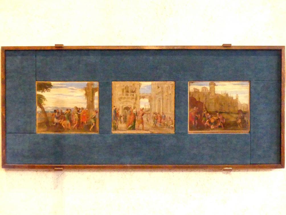 Paolo Caliari (Veronese): Geschichte der Esther, Undatiert