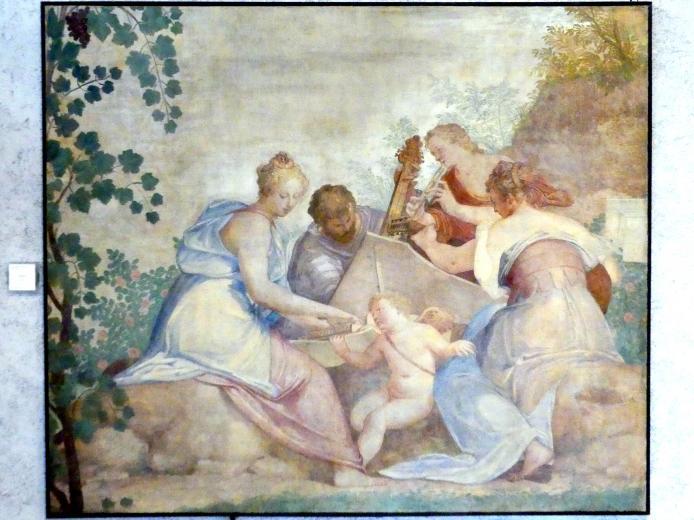 Giovanni Battista Zelotti: Konzert, Undatiert