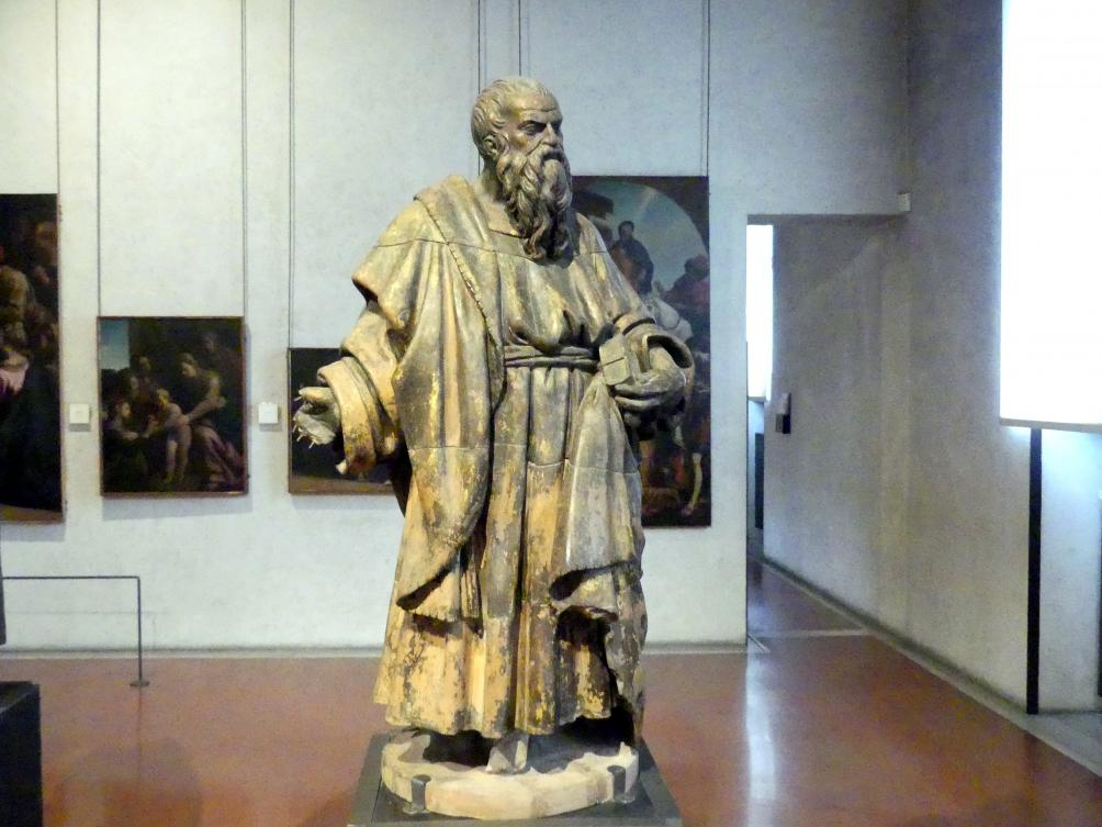 Paolo Farinato (Paolo Farinati): Die Heiligen Antonius Abbas und Bartholomäus, Undatiert, Bild 3/8