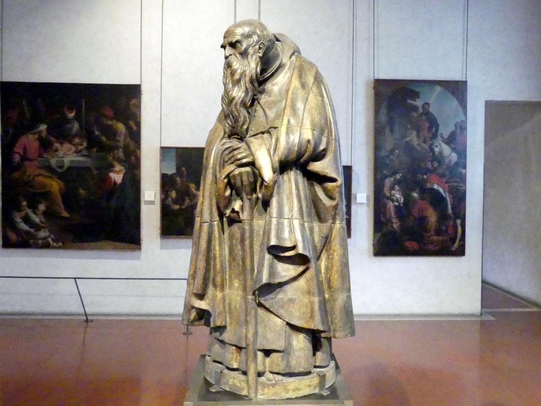 Paolo Farinato (Paolo Farinati): Die Heiligen Antonius Abbas und Bartholomäus, Undatiert, Bild 4/8