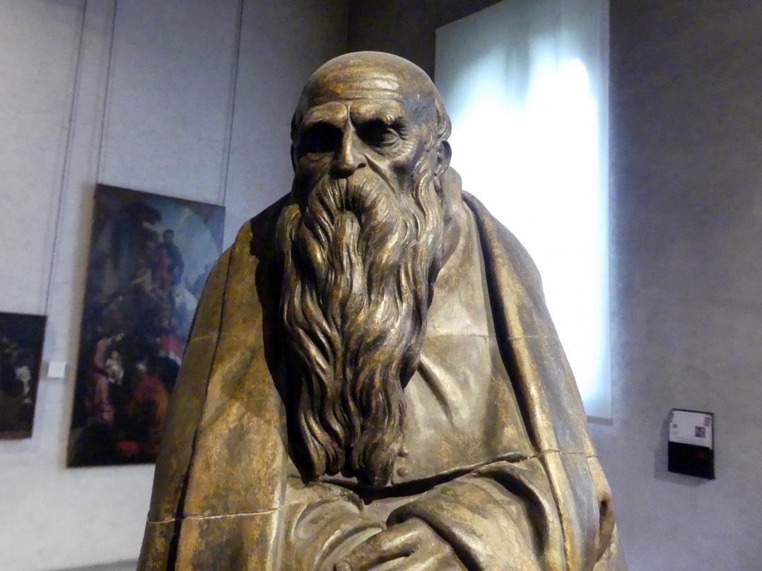 Paolo Farinato (Paolo Farinati): Die Heiligen Antonius Abbas und Bartholomäus, Undatiert, Bild 6/8