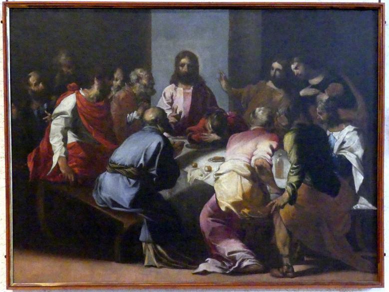 Francesco Maffei: Das letzte Abendmahl, Undatiert