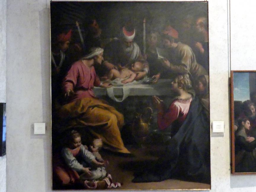 Claudio Ridolfi: Beschneidung Christi, Undatiert