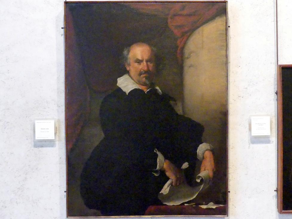 Bernardo Strozzi: Bildnis eines Mannes, Undatiert