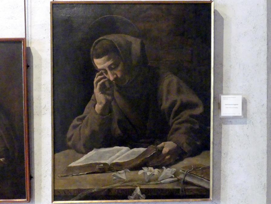Marcantonio Bassetti: Heiliger Antonius von Padua, Undatiert