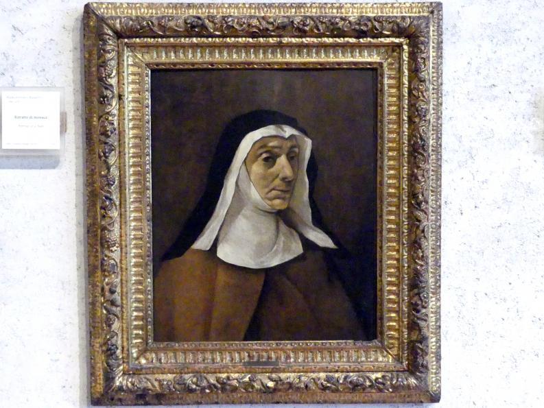 Marcantonio Bassetti: Porträt einer Nonne, Undatiert