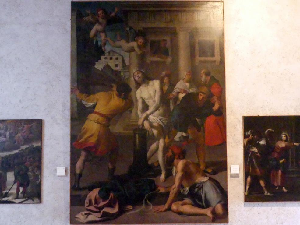 Alessandro Turchi (L'Orbetto): Geißelung Christi, Undatiert