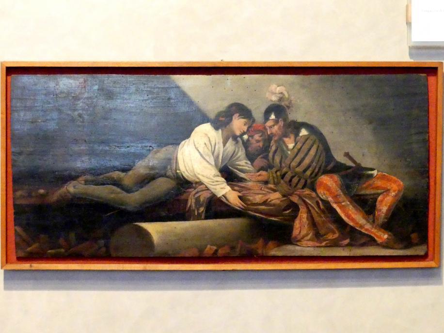 Pietro della Vecchia (Pietro Muttoni): Anwerbung eines Soldaten, Undatiert