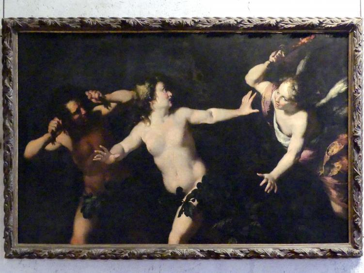 Bernardo Strozzi: Vertreibung aus dem Paradies, Undatiert