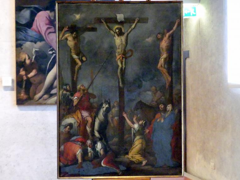 Giulio Carpioni: Kreuzigung, Undatiert