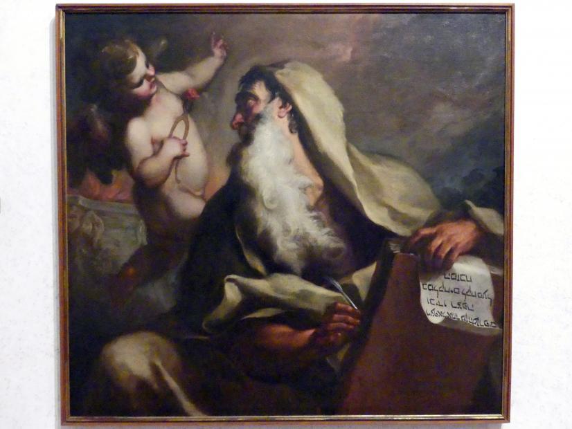 Antonio Balestra: Der Prophet Jesaja, Undatiert