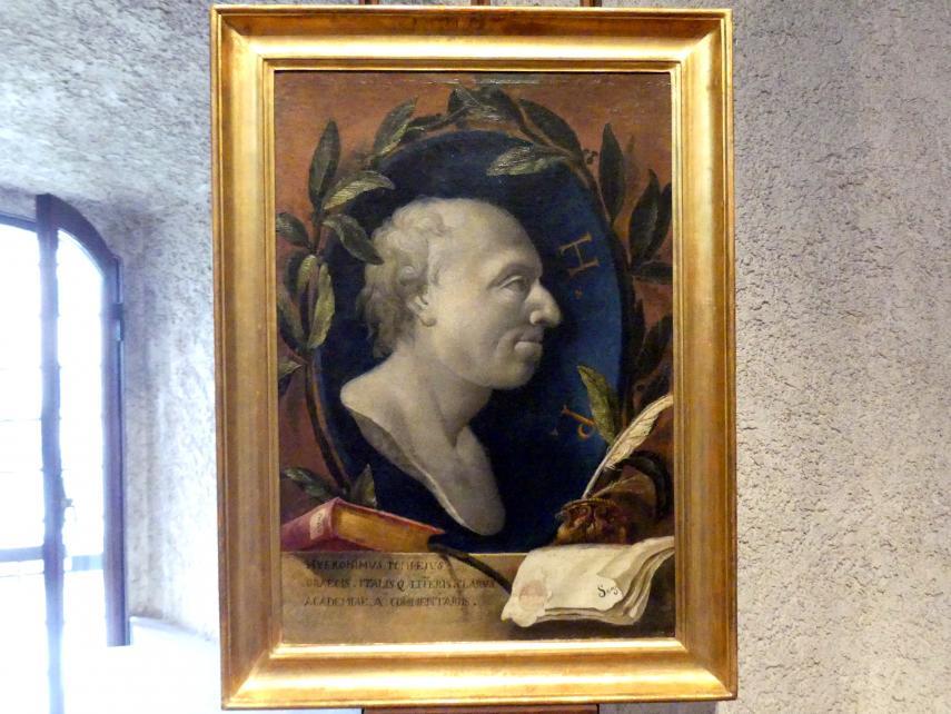 Giovanni Benini: Porträt des Girolamo Pompei, Undatiert