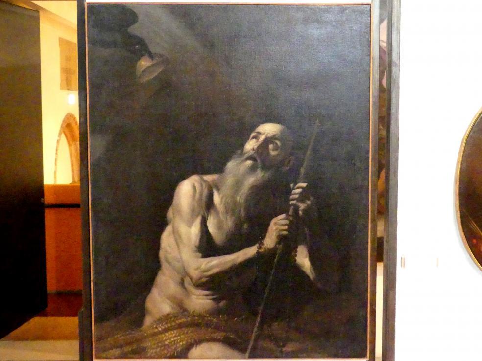 Mattia Preti: Heiliger Paul Eremit, Undatiert