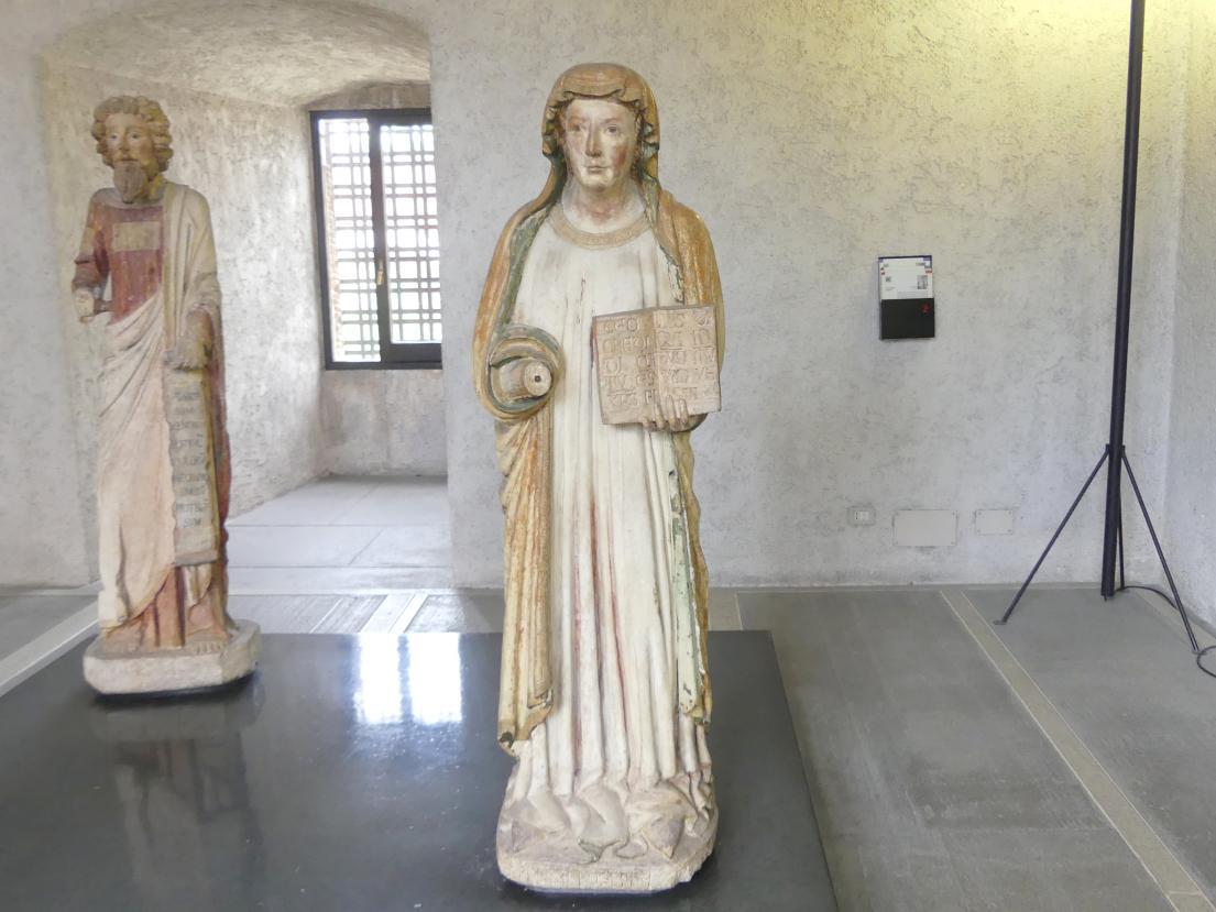 Maestro di Sant'Anastasia: Heilige Martha, 1. Hälfte 14. Jhd.