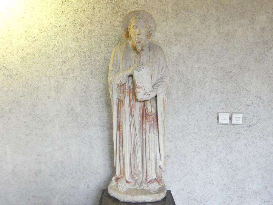Maestro di Sant'Anastasia: Heiliger Bartholomäus, 1. Hälfte 14. Jhd.