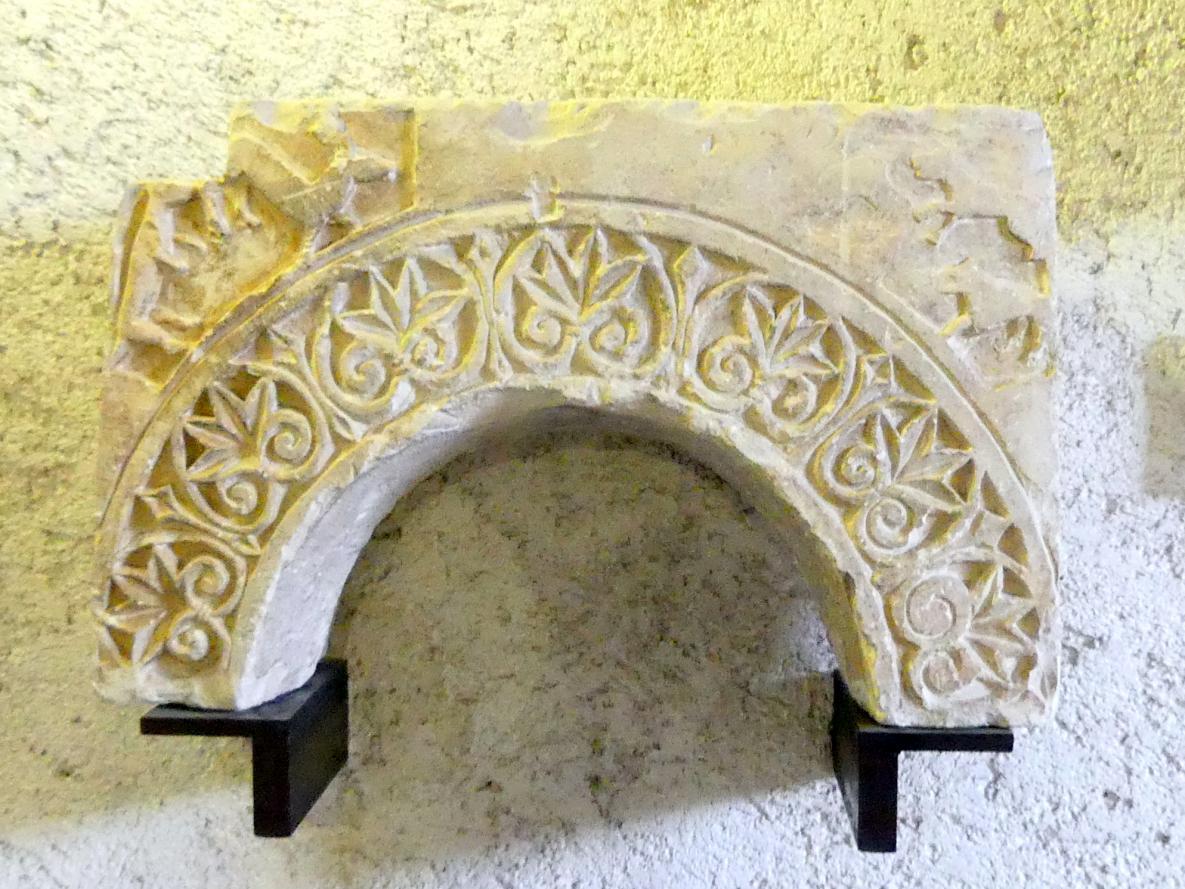 Archivolte eines Fensters oder Ziboriums, 10. Jhd.