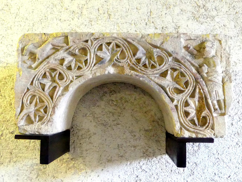 Fragment eines römischen Frieses, 1. Jhd.