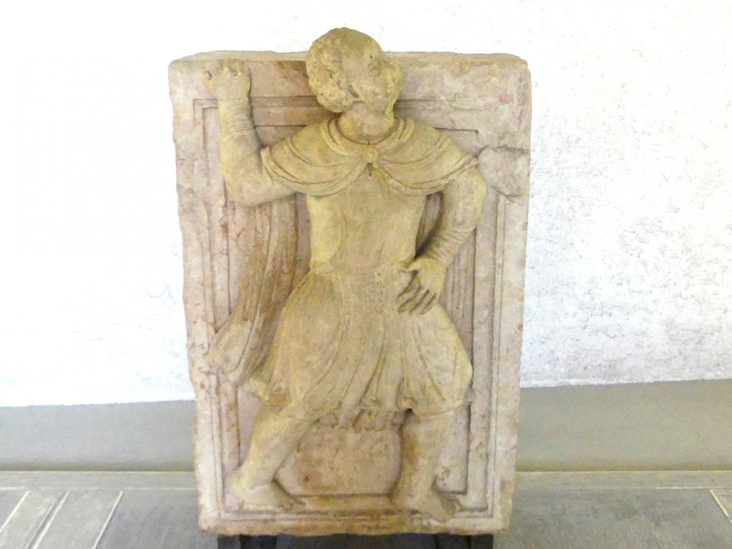 Männliche Figur, 13. Jhd.