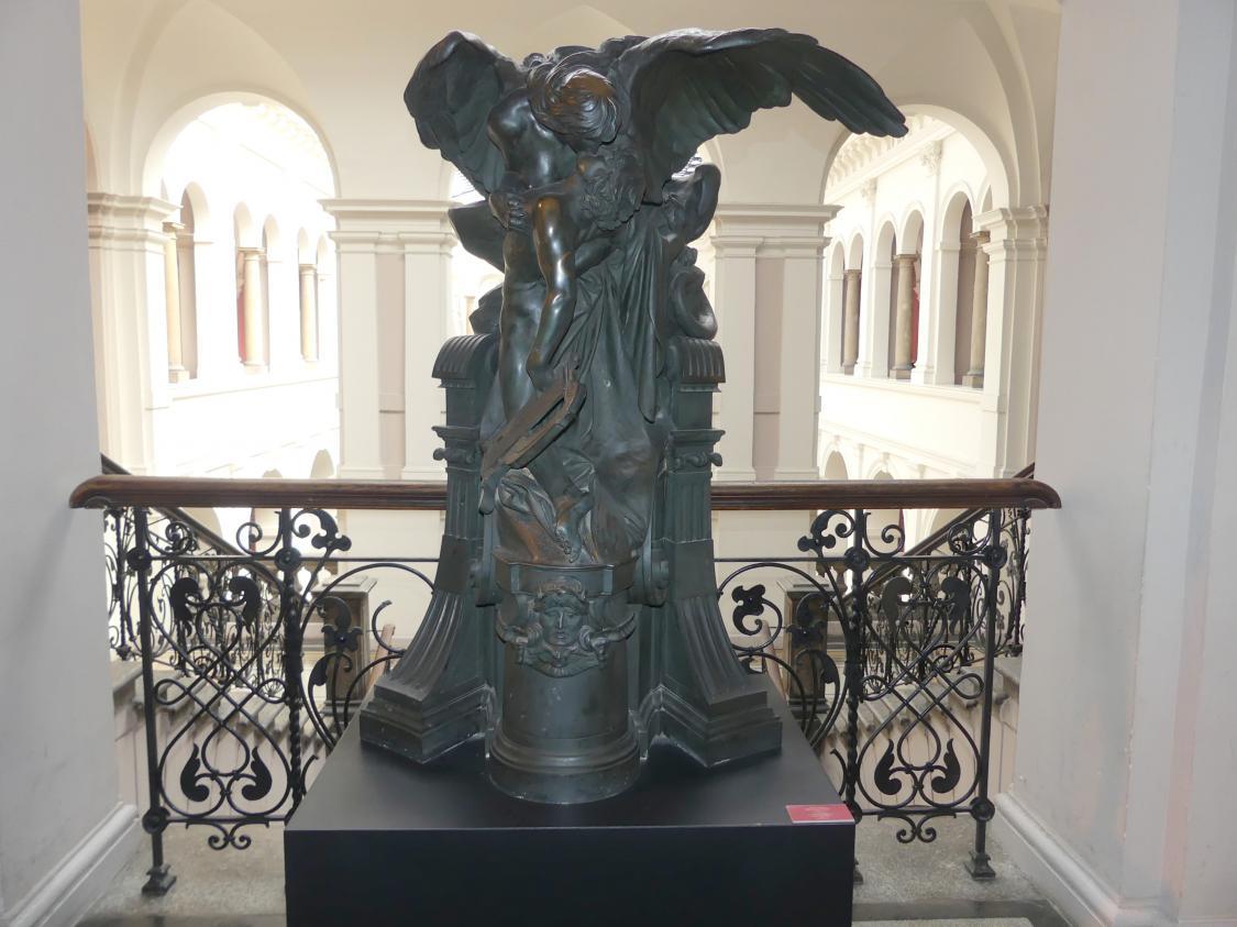 Christian Behrens: Kuss der Sphinx, 1880