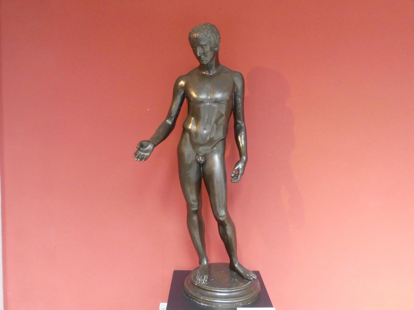 Idolino von Pesaro, 1. Hälfte 19. Jhd.