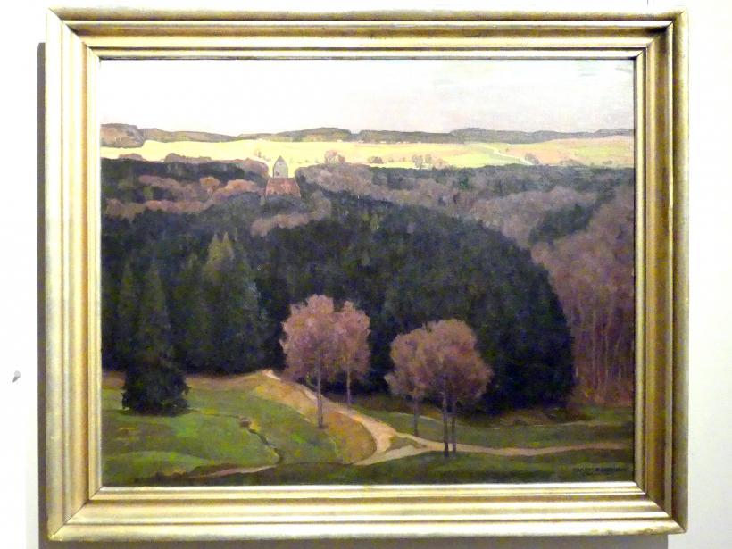 Ernst Liebermann: Stille Wälder, Undatiert