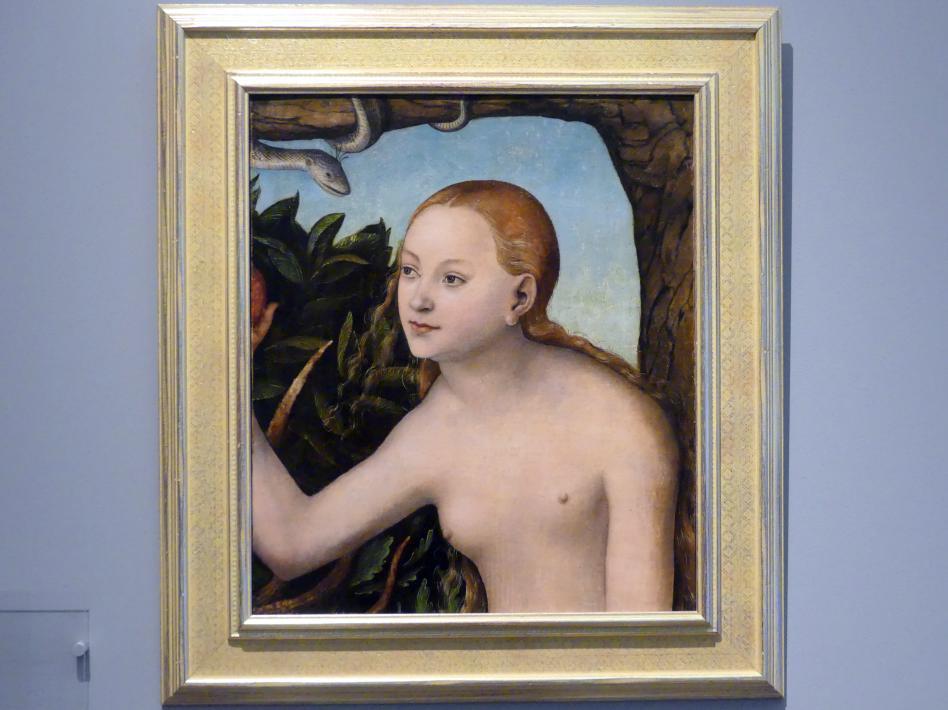 Lucas Cranach der Ältere: Eva, um 1531