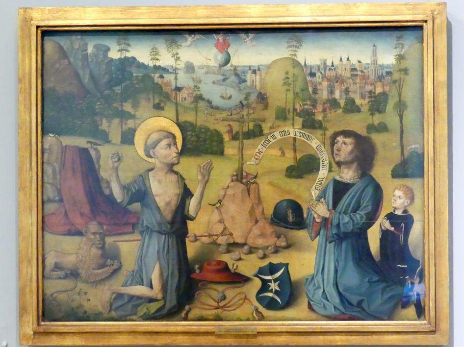 Albert (Aelbrecht) Bouts: Der büßende hl. Hieronymus, um 1500