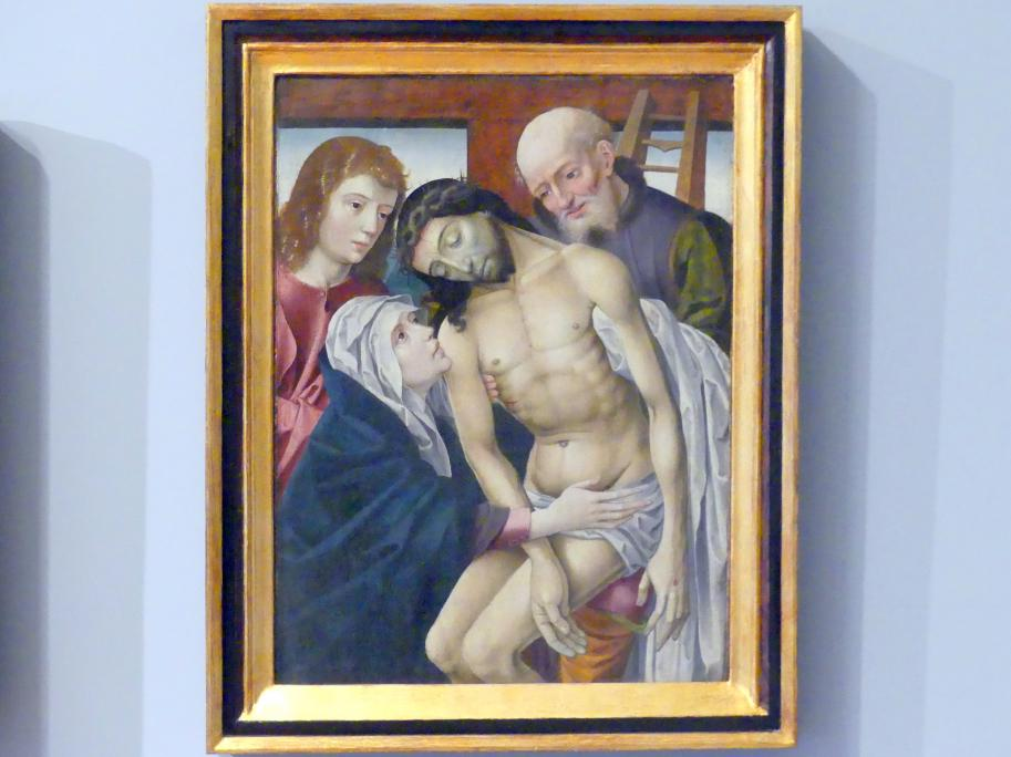 Rogier van der Weyden (Nachfolger): Kreuzabnahme Christi, Undatiert
