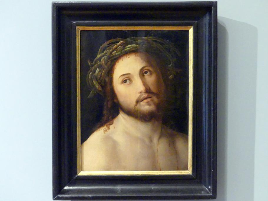 Georg Pencz: Dornenkrönung Christi, 1544