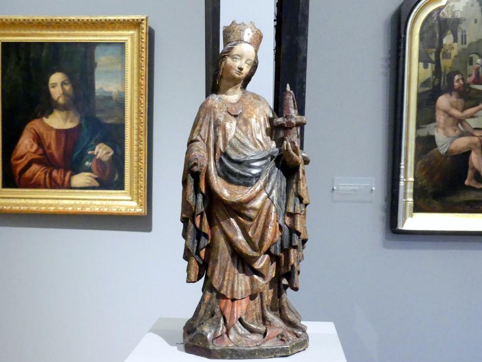 Heilige Katharina, um 1430