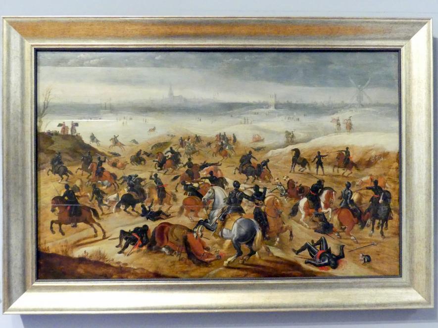 Sebastian Vrancx (Nachfolger): Schlacht in 's-Hertogenbosch, Undatiert