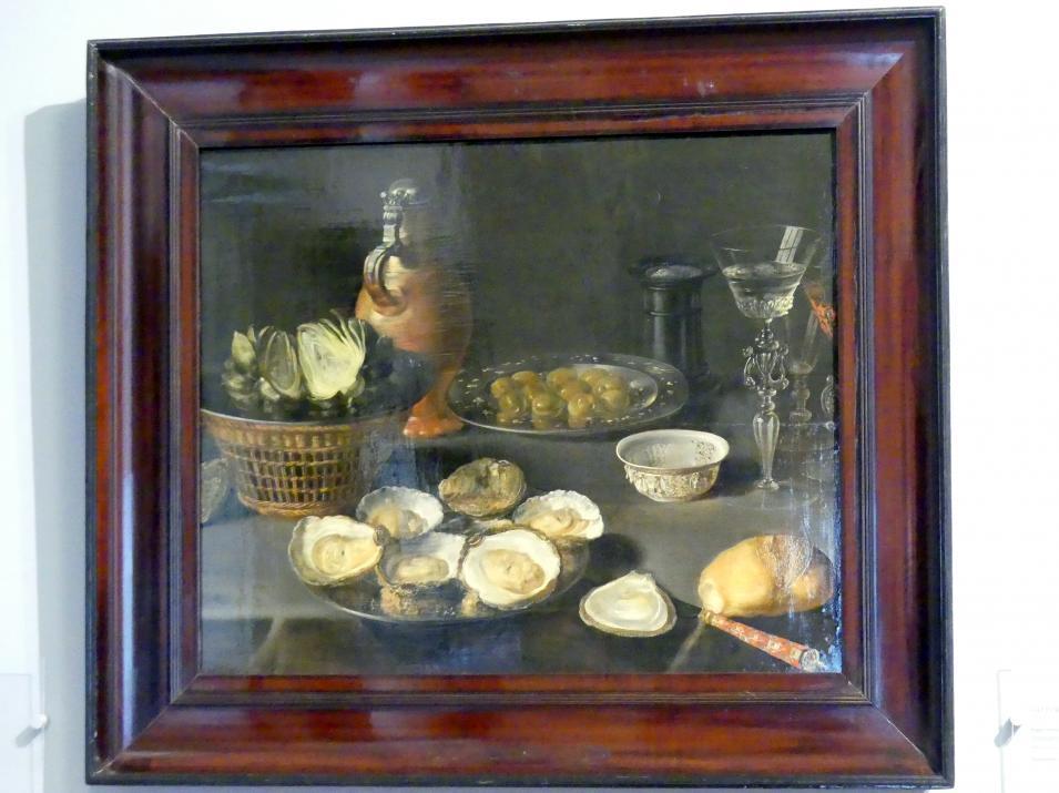 Osias Beert: Stillleben mit Artischocken, um 1610