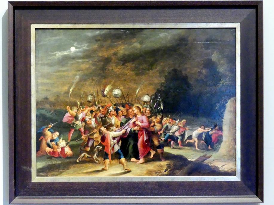 Frans Francken der Jüngere (Frans II Francken): Christi Abführung, 1620 - 1630